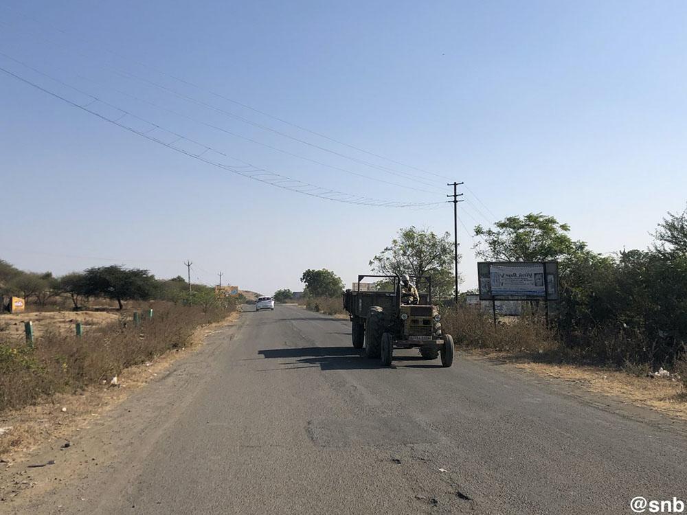 road trip to gujarat