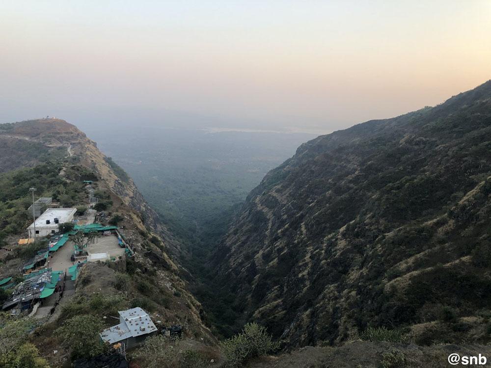 pavagadh hills