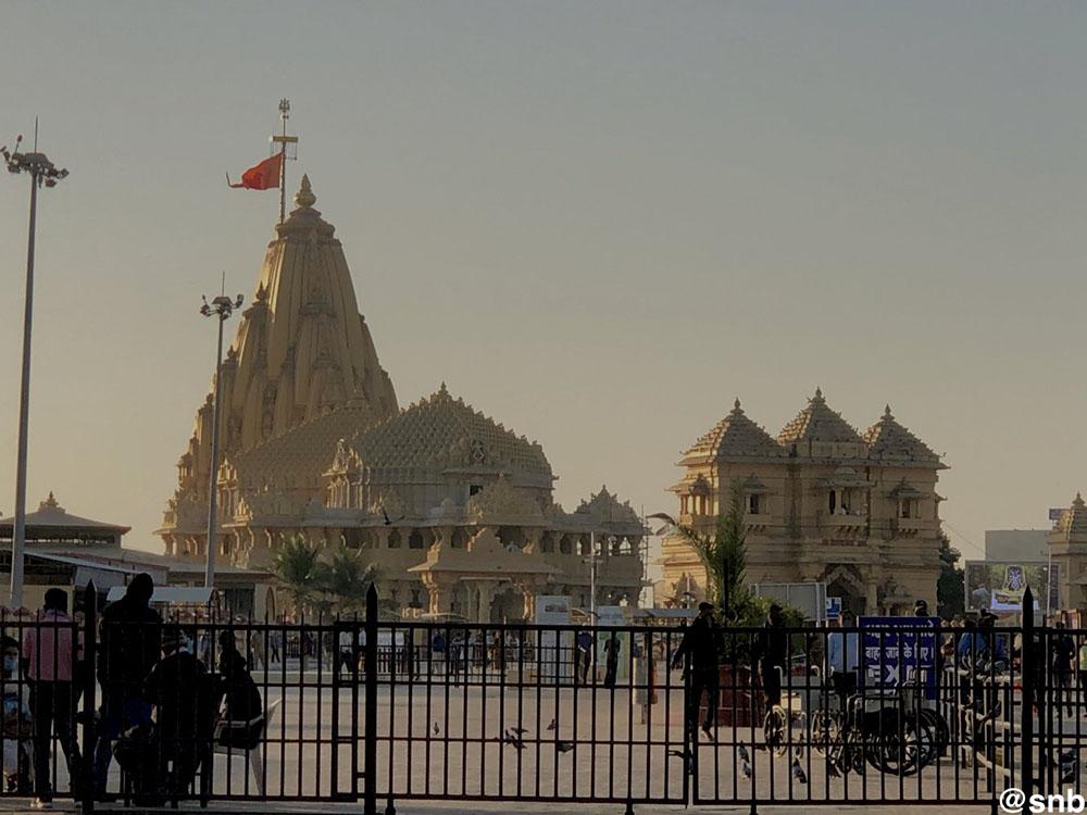 Somnath Temple – Sasan Gir to Somnath