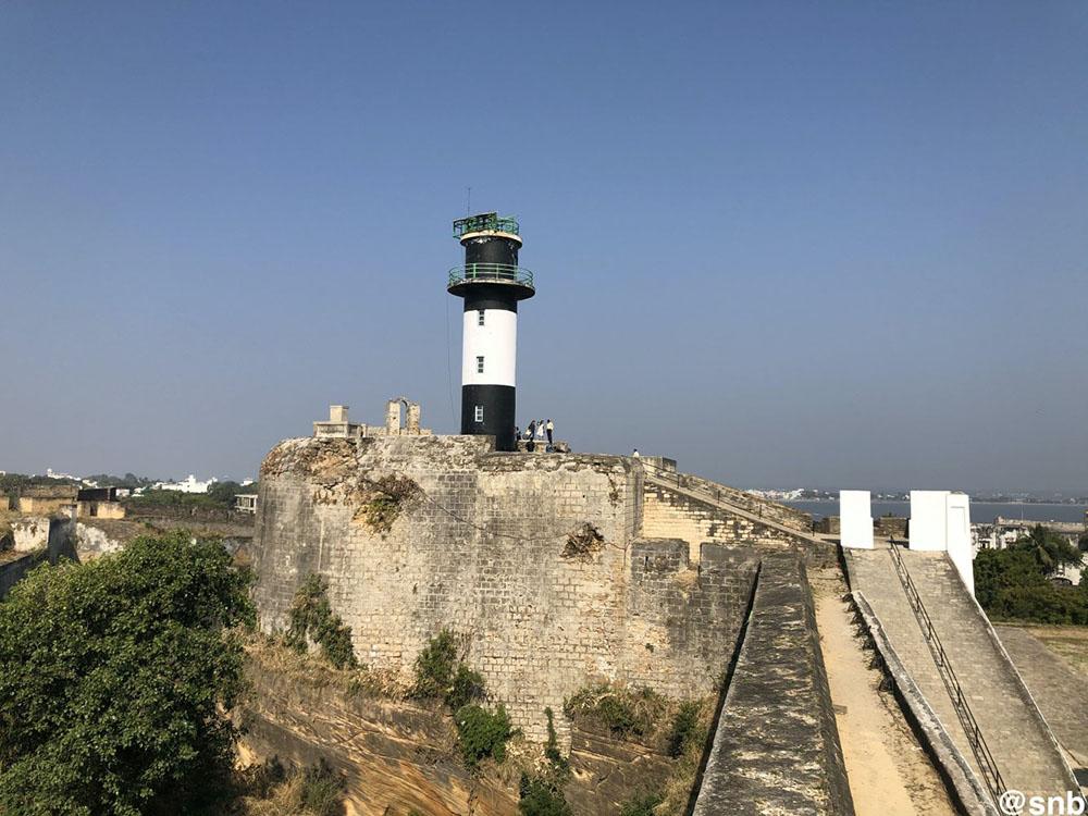 Cavaleiro Lighthouse