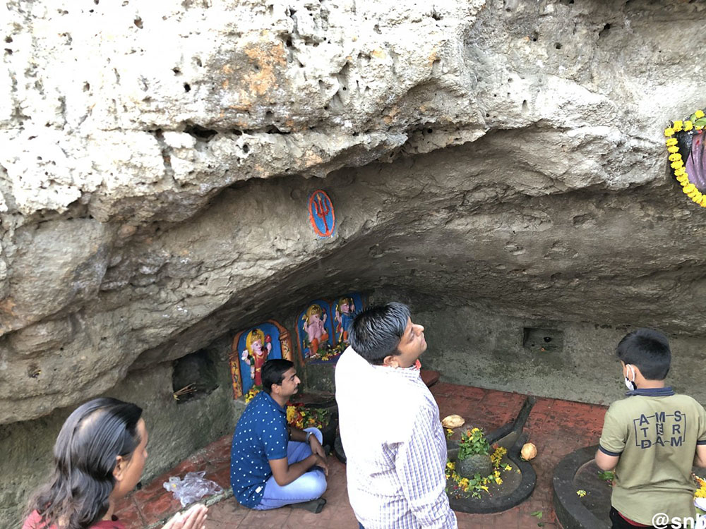Gangeswar Mahadev Temple