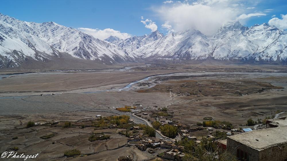 karsha village