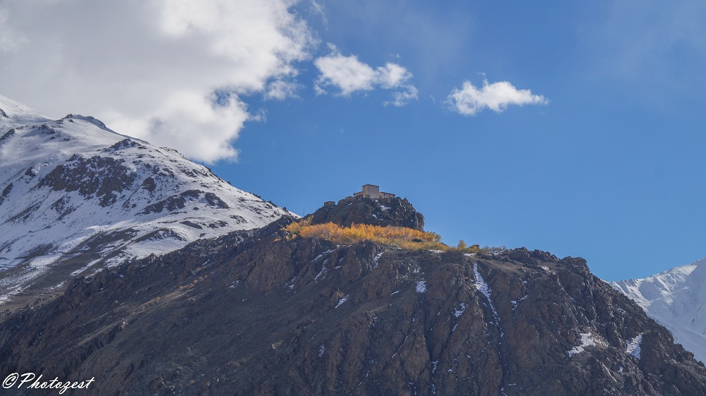 stongde monastery