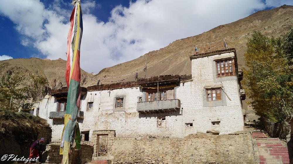 zangla village