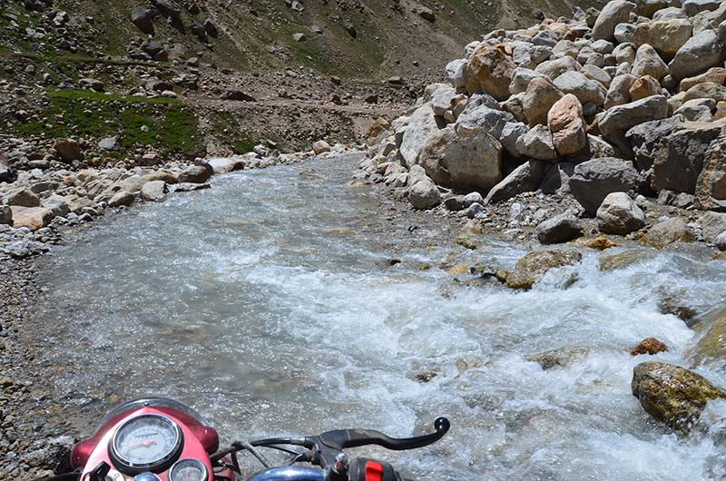 how to plan a bike trip to leh ladakh